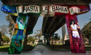 """Hasta La Bahia"" (1978) by Victor Ochoa"