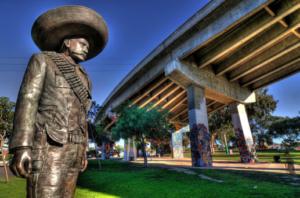 Zapata Statue (2004) Arturo Singh
